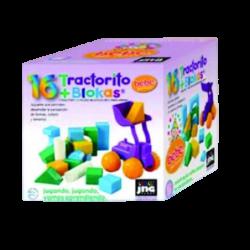 TRACTORCITO + BLOCK