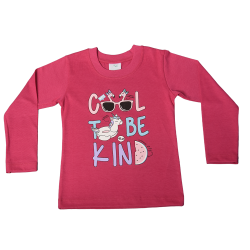 REMERA COOL TO BE KIND